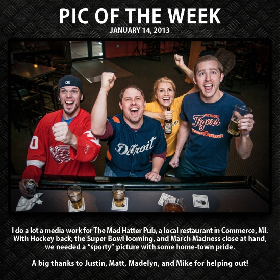 Pic of the week 13-1-14