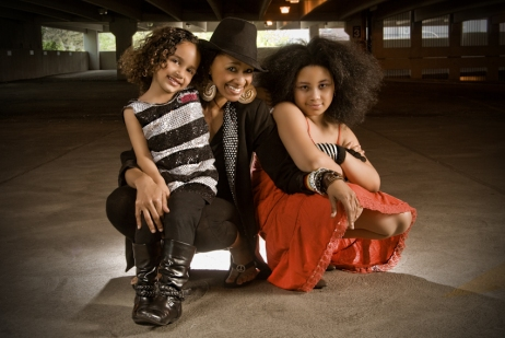 Sasha and Girls