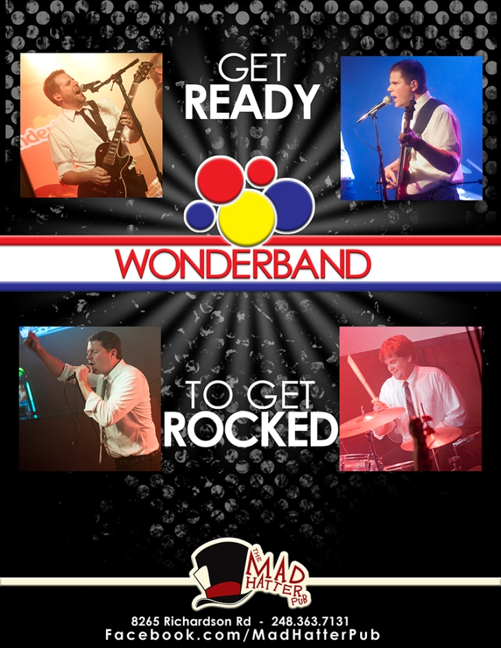 Wonderband Flyer online