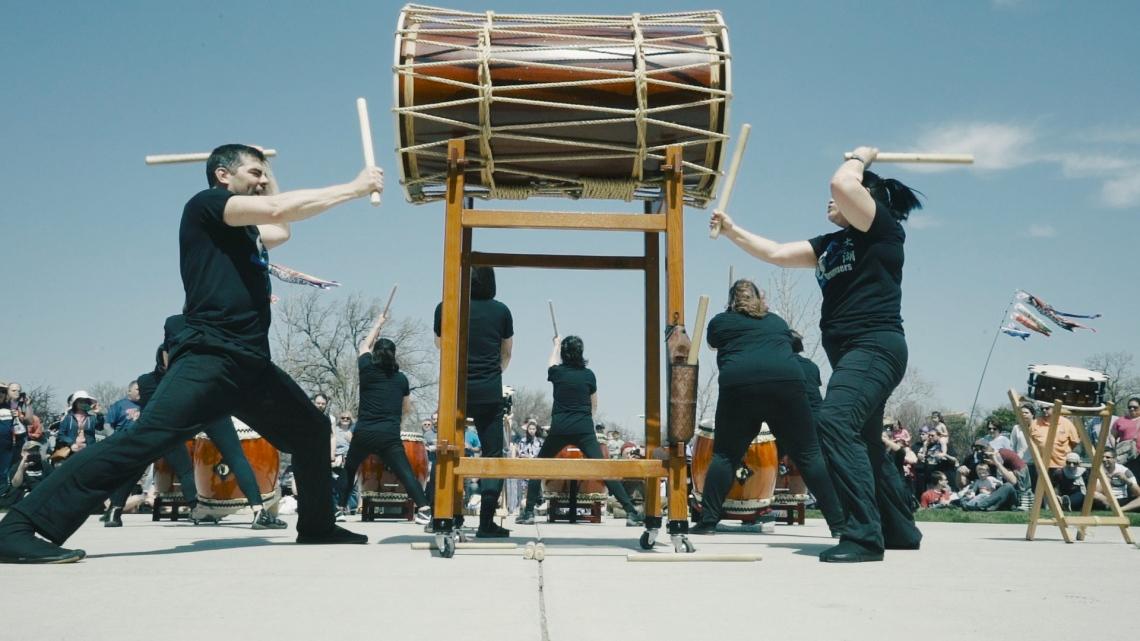 Godaiko Drummers