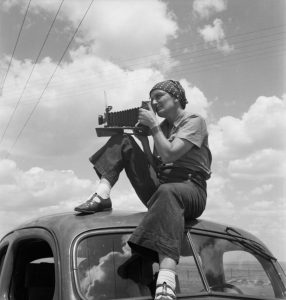 The Dorothea Lange Collection, Oakland Museum of California